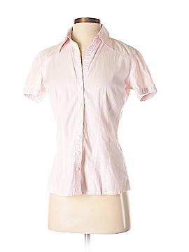 S.Oliver Short Sleeve Button-Down Shirt Size 36 (EU)