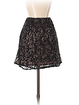 Criss Cross Formal Skirt Size S
