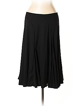 Garnet Hill Wool Skirt Size L