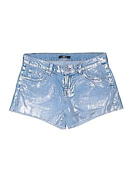 7 For All Mankind Denim Shorts 26 Waist