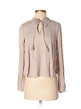 Floreat Long Sleeve Blouse Size 0