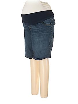 Jessica Simpson Denim Shorts Size 1X (Plus)
