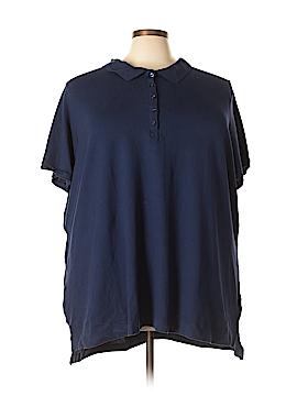 Faded Glory Short Sleeve Polo Size 5X (Plus)