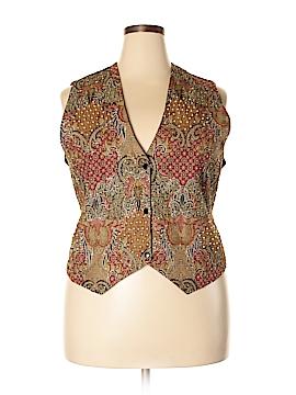 Dalin Tuxedo Vest Size 2X (Plus)