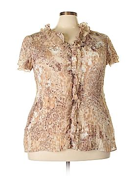 Cato Short Sleeve Blouse Size 18 - 20 (Plus)