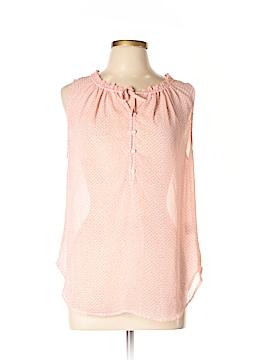 Liz Lange Sleeveless Blouse Size L