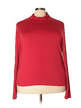 Jillian - Nicole Long Sleeve Top Size 3X (Plus)
