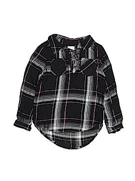 Mudd Long Sleeve Blouse Size 7 - 8