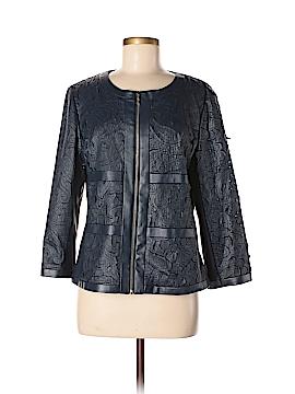 Karl Lagerfeld Faux Leather Jacket Size L