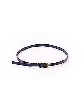 Target Leather Belt Size Sm - Med