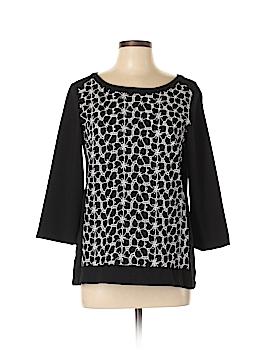 Ann Taylor 3/4 Sleeve Blouse Size 10