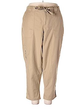 Lane Bryant Khakis Size 24 (Plus)