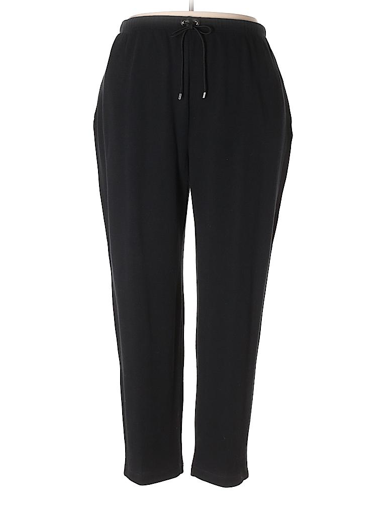Liz Claiborne Women Casual Pants Size 3X (Plus)