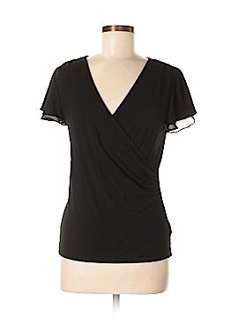 Lauren by Ralph Lauren Short Sleeve Top Size M