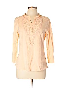 Bit & Bridle Long Sleeve Top Size L