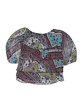 Byer Girl 3/4 Sleeve Blouse Size L (Kids)