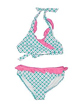 Garnet Hill Two Piece Swimsuit Size 10