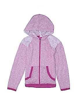 Roxy Zip Up Hoodie Size L (Kids)