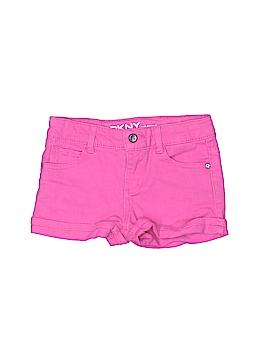 Dkny Baby Denim Shorts Size 6X