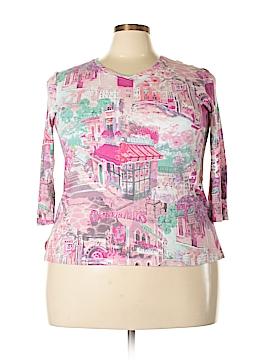 Alia 3/4 Sleeve T-Shirt Size 2X (Plus)