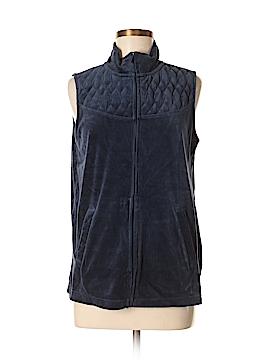 Basic Editions Vest Size M