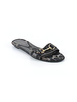Coach Mule/Clog Size 7 1/2
