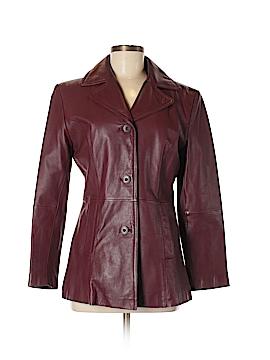 Wilsons Leather Maxima Leather Jacket Size S