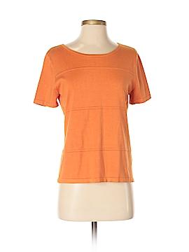 Jones New York Signature Silk Pullover Sweater Size S