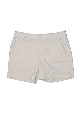 Caslon Khaki Shorts Size 0