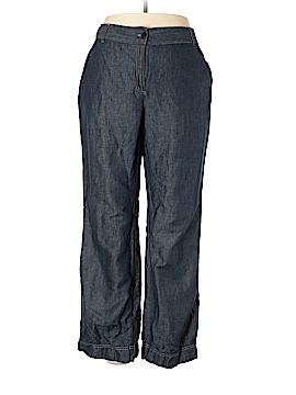 Talbots Linen Pants Size 16W