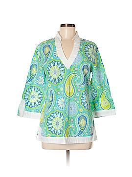 Katherine New York 3/4 Sleeve Blouse Size M