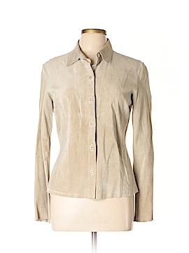 Express Leather Jacket Size 11/12