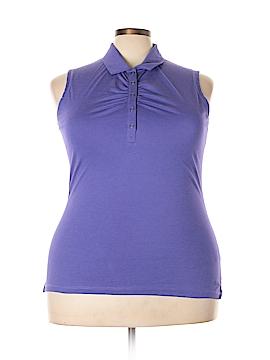 Cabela's Sleeveless Polo Size 2X (Plus)