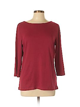 Jones New York Sport 3/4 Sleeve T-Shirt Size XL