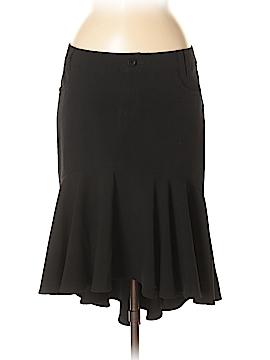 Bisou Bisou Denim Skirt Size 8