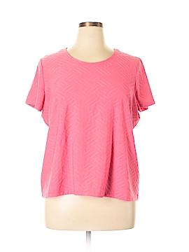 TanJay Short Sleeve Top Size XL