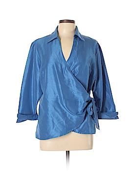 Bay Studio 3/4 Sleeve Blouse Size XL