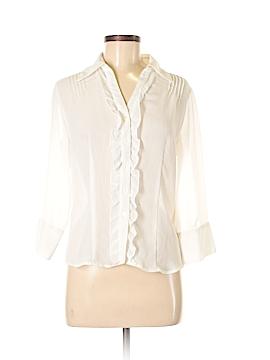 Como Long Sleeve Blouse Size M