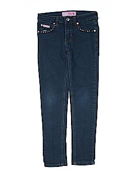 Pink Latte Jeans Size 7