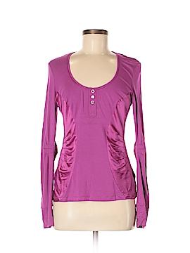 Karen Millen Long Sleeve Henley Size 8
