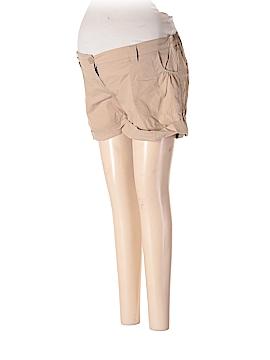 Liz Lange Maternity Khaki Shorts Size XS (Maternity)