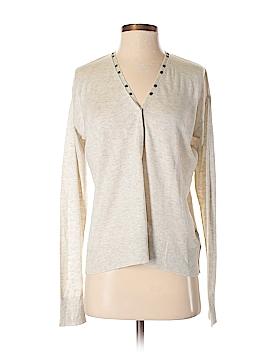 Martin + Osa Silk Pullover Sweater Size S