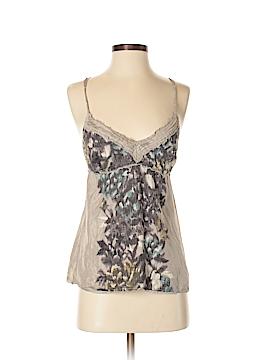Ruehl No. 925 Sleeveless Silk Top Size S