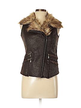 Neu Look Faux Fur Vest Size L