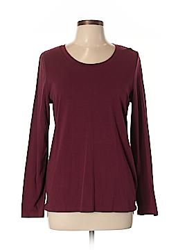Rafaella Long Sleeve T-Shirt Size L