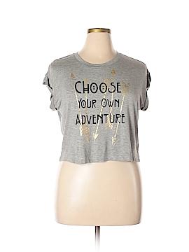 Bear Dance Short Sleeve T-Shirt Size L