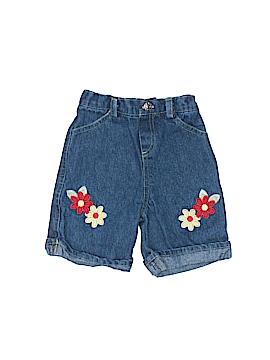 Kids Play Denim Shorts Size 12 mo