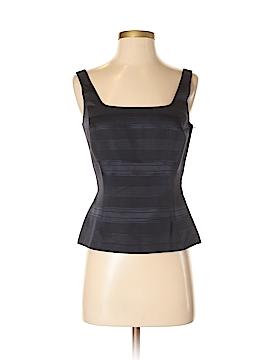 Linda Allard Ellen Tracy Sleeveless Blouse Size 2