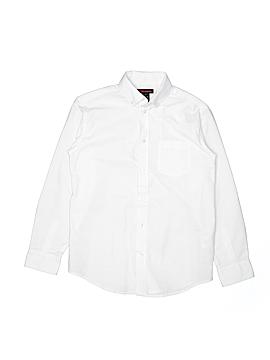Dockers Long Sleeve Button-Down Shirt Size 14