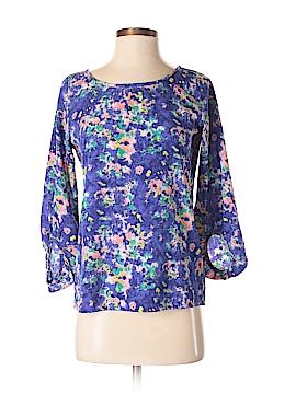 Cooper & Ella 3/4 Sleeve Blouse Size XS